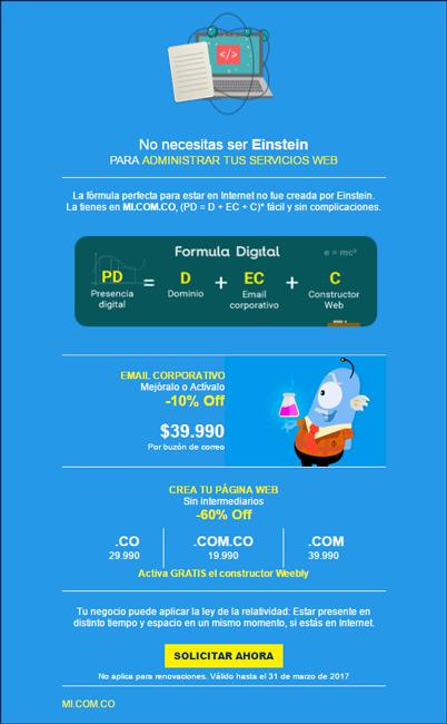 Dominios Colombia Importancia Dominio