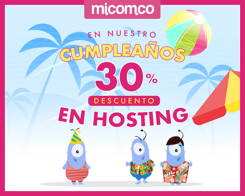 Dominios Hosting Colombia